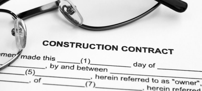 construction contract law utah